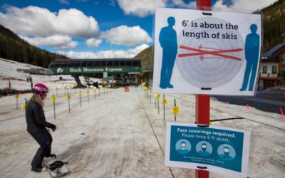 The Legend Returns — Arapahoe Basin Re-Opens its Slopes to Skiers and Riders