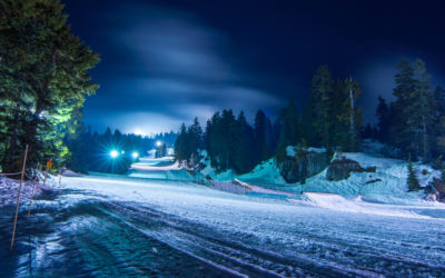 Three Considerations Before Night Skiing