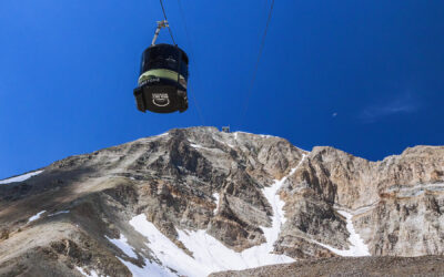 Three Things to Know About Big Sky's Lone Peak Tram