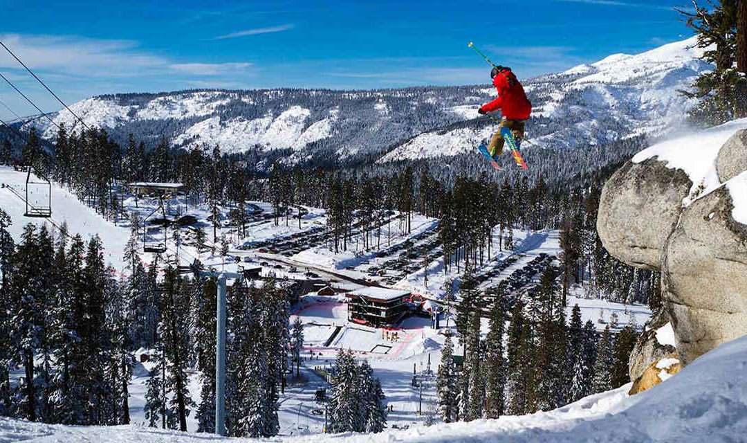 Sierra-at-Tahoe: Big-Mountain Feel with a Locals' Vibe