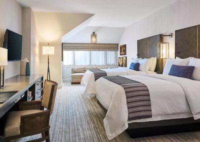 Gore Creek Suite Double Queen Guest Room