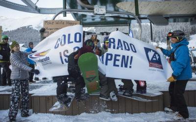 Arapahoe Basin, Colorado is Open for the 2019 / 2020 Season! Queue the Celebration.