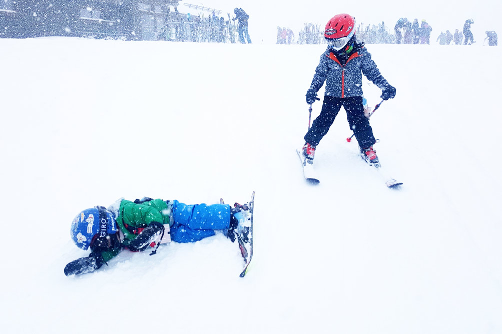 A Parent's Field Guide to Skiing With Little Kids