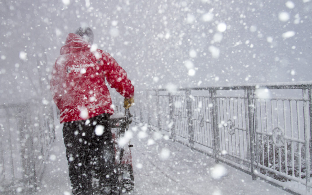 A Snowball's Chance — Winter Weather Outlook
