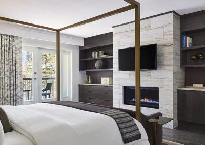 Grand Hyatt Two Bedroom Suite Master Bedroom 2