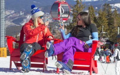 That Moment You Realize You've Won a Ski Trip to Aspen, CO.