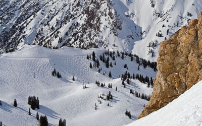What Separates Big and Little Cottonwood Canyons