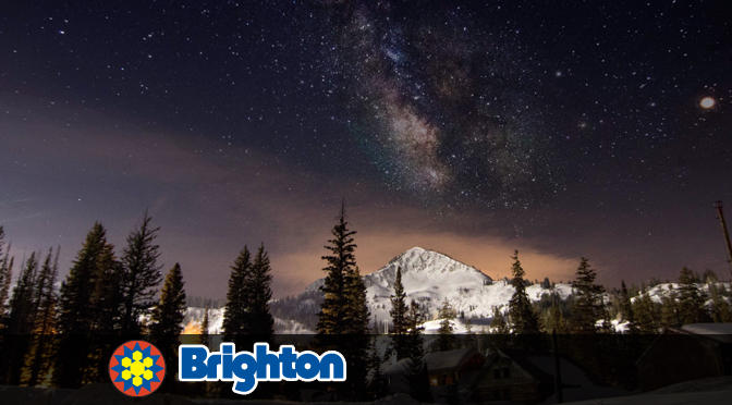 Ski Resorts You Can Experience Under A Moonlit Sky