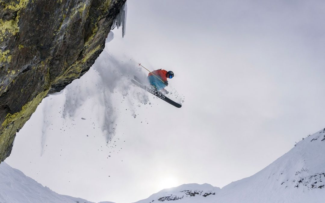 To Huck or Not to Huck: Hucking vs. Dropping Cliffs
