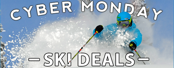 Cyber Monday Lift Ticket Deals at your Favorite Resorts