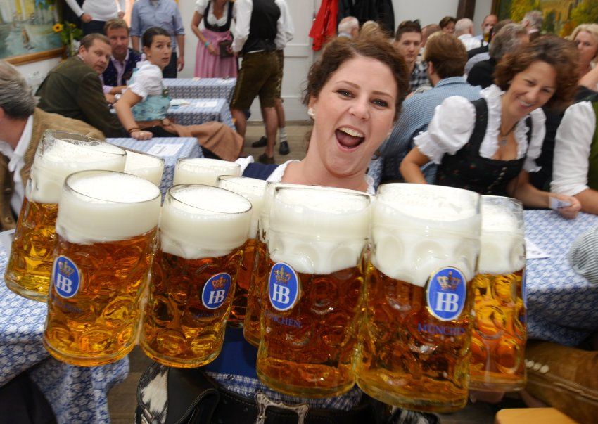 Steins' Way — Oktoberfest in Ski Country